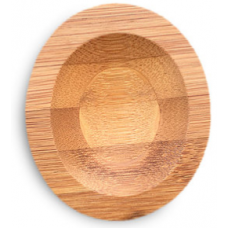 JO 1 BAMBOO  MINI BOWL  7 X 8 X 1 CM   BAMBU COLOR NATURAL