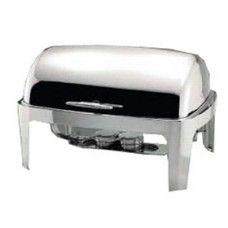Chafer Coleccion Madison, Acero Inoxidable (Pesado)