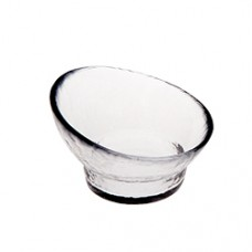 Kaleidoscope Slanted Footed Bowl, altura 7.62 cm