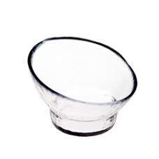 Kaleidoscope Slanted Footed Bowl, altura 11.45 cm